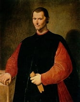 Machiavelli: four books