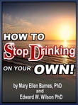 How To Stop Drinking On Your Own