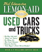 Lemon-Aid Used Cars and Trucks 2012–2013
