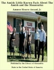 The Amish: Little Known Facts About The Amish and The Mennonites