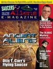 Saucers & Aliens UFO eMagazine - ANCIENT ALIENS