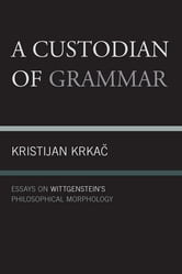 A Custodian of Grammar