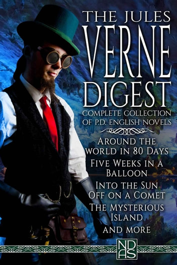 "#freebooks – The Jules Verne Digest (Complete Collection) NDAS ""Digest"" Edition by Jules Verne"