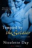 Tempted by the Soldier (Entangled Brazen)