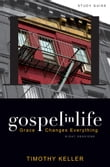 Gospel in Life Study Guide