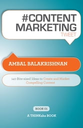 #CONTENT MARKETING tweet Book0