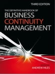 The Definitive Handbook of Business Continuity Management