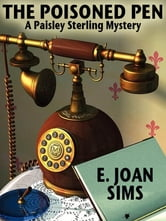 The Poisoned Pen: A Paisley Sterling Mystery