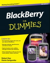 BlackBerry For Dummies