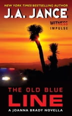 The Old Blue Line, A Joanna Brady Novella