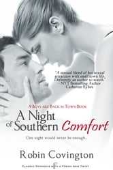 A Night of Southern Comfort (Entangled Indulgence)