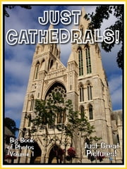Just Cathedral Photos! Big Book of Photographs & Pictures of Cathedrals and Churches, Vol. 1