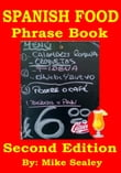 Spanish Food Phrase Book & Dictionary