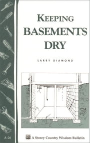 Keeping Basements Dry