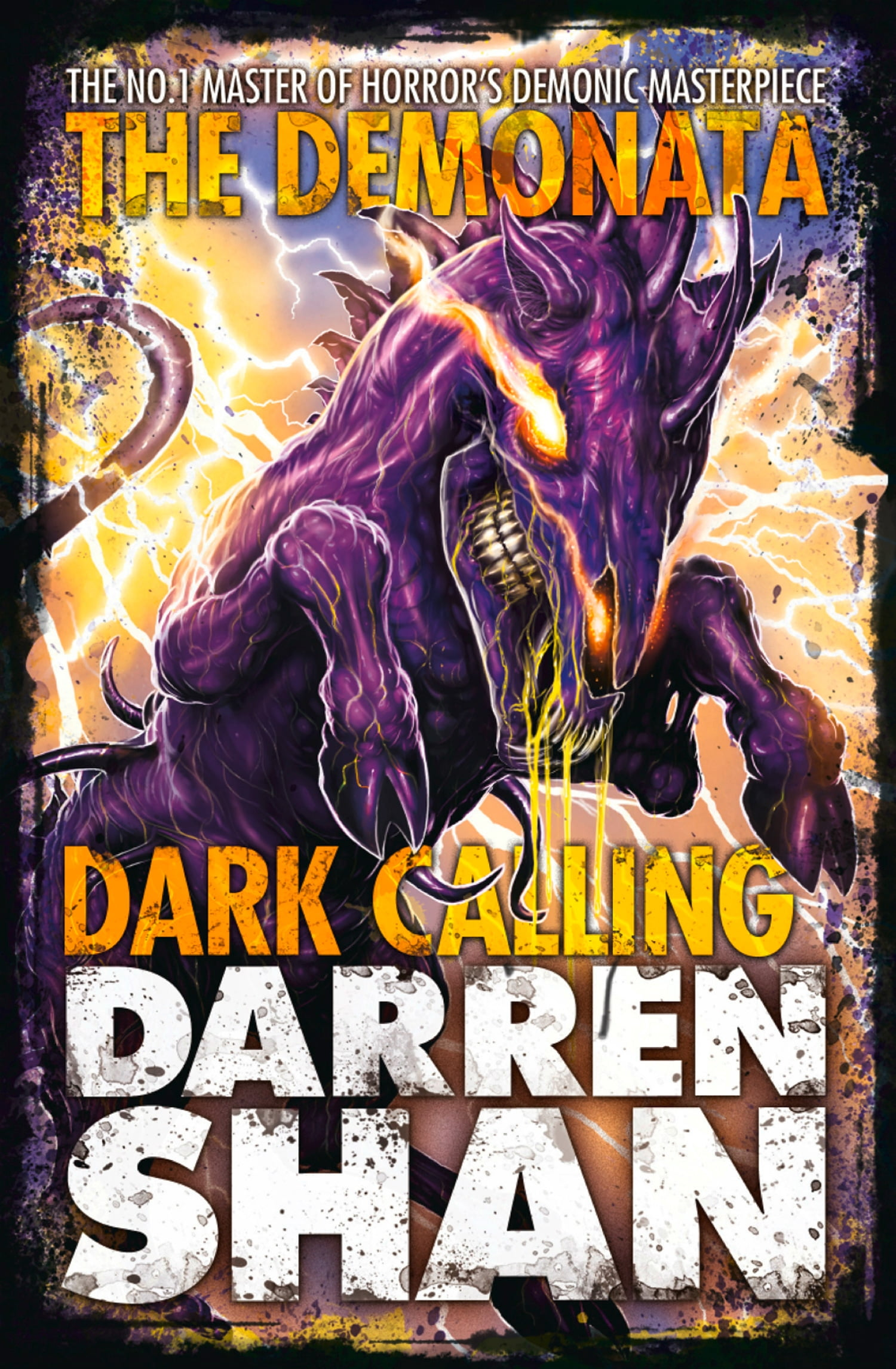 Dark Calling (The Demonata, Book 9) 978-0007435388 de Darren Shan | PDF