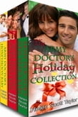 The Army Doctor's Holiday Collection: Three Christmas Romances