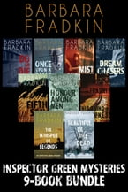 Inspector Green Mysteries 9-Book Bundle, Do or Die / Once Upon a Time / Mist Walker / Fifth Son / The Whisper of Legends and 4 more!