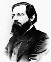 Works of Engels: Five Books on Economics and Socialism