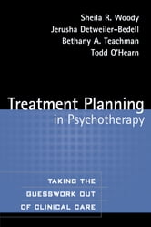 Treatment Planning in Psychotherapy