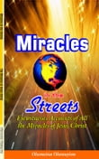 Miracles in the Streets: Eyewitnesses Accounts of All the Miracles of Jesus Christ