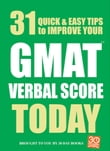 31 Quick Easy Ways to Improve Your GMAT Verbal Score Today