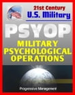 Psyop: Military Psychological Operations Joint Doctrine Guidance: Altering the Behavior of People in Enemy-Controlled Territory