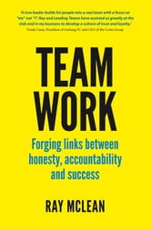 Team Work: Forging links between honesty, accountability and success