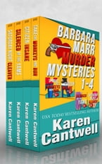 Barbara Marr Mysteries Boxed Set