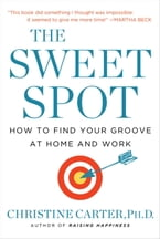 The Sweet Spot, How to Find Your Groove at Home and Work