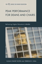 Peak Performance for Deans and Chairs