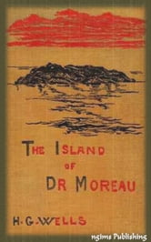 The Island of Doctor Moreau (Illustrated + Audiobook Download Link + Active TOC)