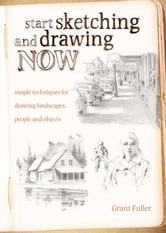Start Sketching & Drawing Now