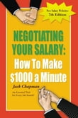 Negotiating Your Salary