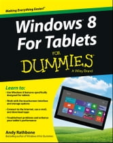 Windows For Tablets For Dummies