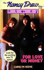 For Love or Money ebook by Carolyn Keene