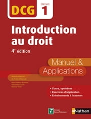 DCG 1 - Introduction au Droit 2016/2017 - Format : ePub 2 ebook by Martine Varlet,Marie-Hélène Bonifassi,Alexandra Bucher,Patrick Mercati