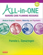 All-In-One Care Planning Resource ebook by Pamela L. Swearingen