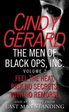 The Men of Black Ops, Inc., Volume 2 ebook by Cindy Gerard