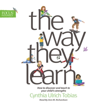 The Way They Learn Audiobook By Cynthia Ulrich Tobias