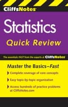 CliffsNotes Statistics Quick Review, 2nd Edition ebook by Scott Adams, Peter Z Orton, David H Voelker