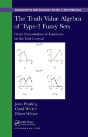 The Truth Value Algebra of Type-2 Fuzzy Sets: Order Convolutions of Functions on the Unit Interval ebook by Harding, John