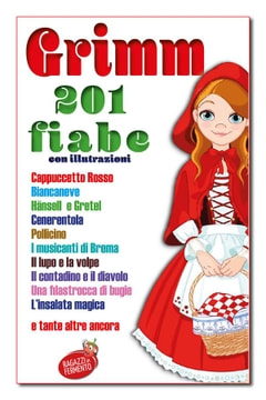 Image of Grimm 201 fiabe