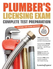 Plumber's Licensing Exam ebook by LearningExpress LLC Editors
