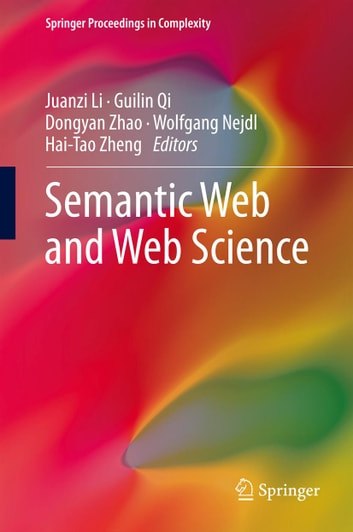 Semantic Web and Web Science ebook by