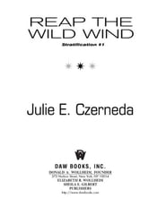 Reap the Wild Wind - Stratification #1 ebook by Julie E. Czerneda
