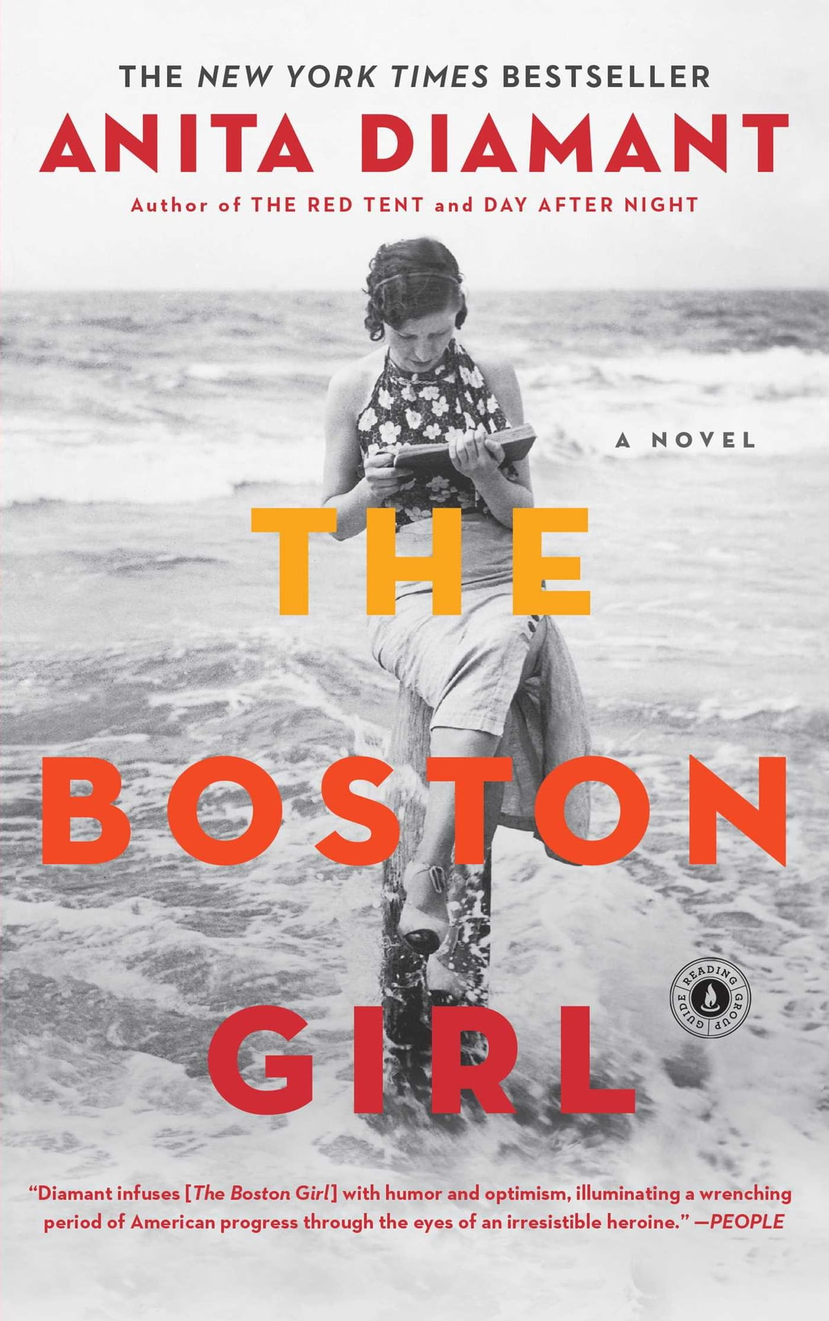 The Boston Girl  A Novel Ebook By Anita Diamant
