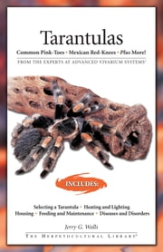 Tarantulas ebook by Jerry G. Walls