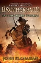 Return of the Temujai ebook by John Flanagan