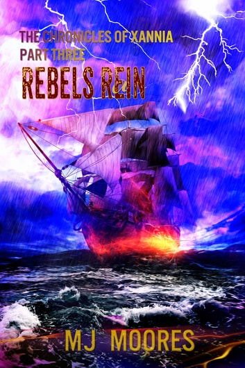 Rebels Rein ebook by M.J. Moores