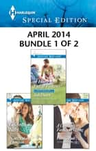 Harlequin Special Edition April 2014 - Bundle 1 of 2 - A House Full of Fortunes!\A Camden Family Wedding\Celebration's Baby ebook by Judy Duarte, Victoria Pade, Nancy Robards Thompson